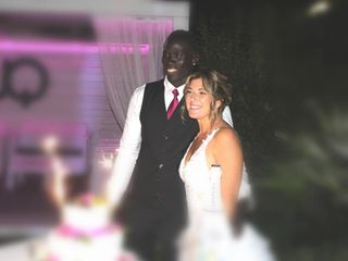 Le nozze di Roberta e Malik