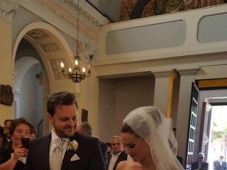 Le nozze di Stefania e Pasquale 1