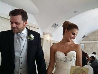 Le nozze di Stefania e Pasquale