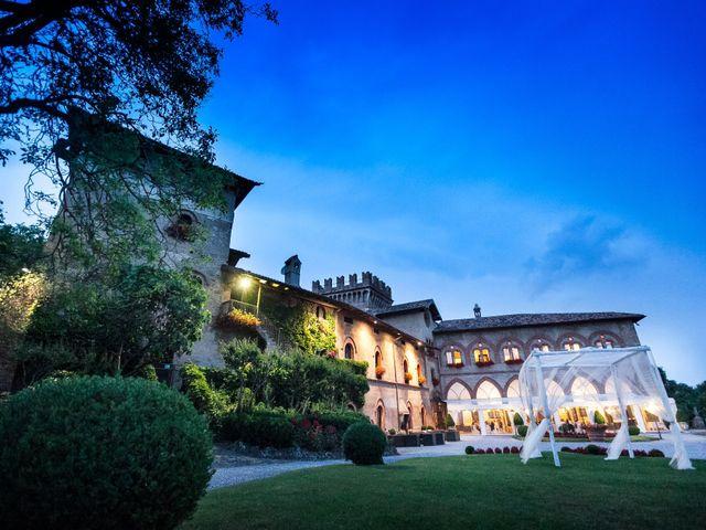 Il matrimonio di Michele e Gloria a Capriate San Gervasio, Bergamo 1