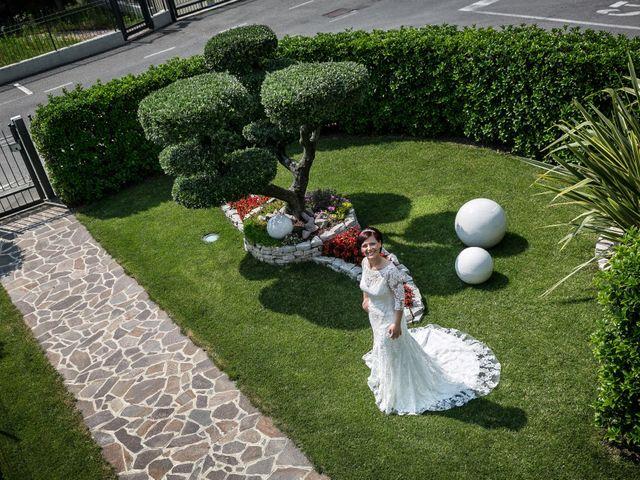 Il matrimonio di Michele e Gloria a Capriate San Gervasio, Bergamo 5
