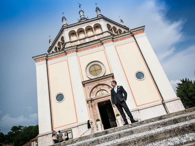 Il matrimonio di Michele e Gloria a Capriate San Gervasio, Bergamo 7
