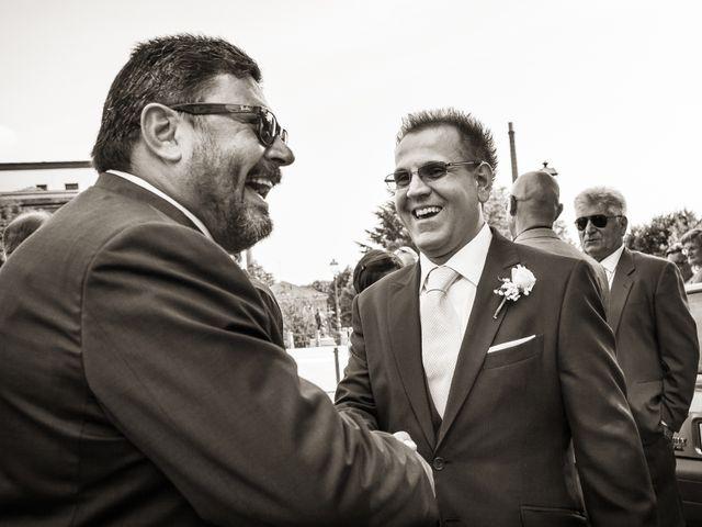 Il matrimonio di Michele e Gloria a Capriate San Gervasio, Bergamo 9