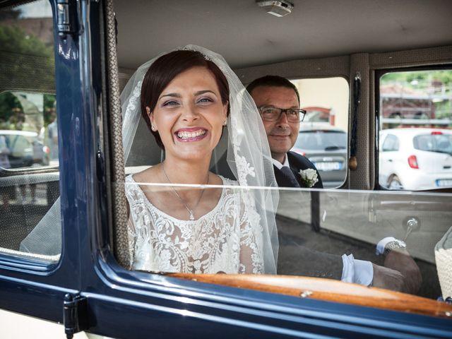 Il matrimonio di Michele e Gloria a Capriate San Gervasio, Bergamo 10