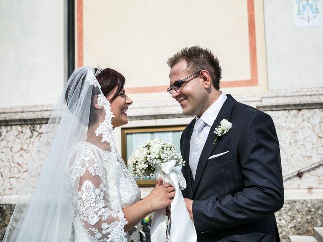 Il matrimonio di Michele e Gloria a Capriate San Gervasio, Bergamo 11
