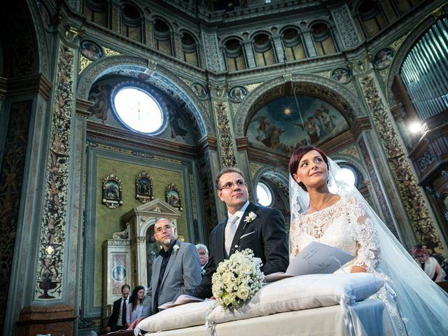 Il matrimonio di Michele e Gloria a Capriate San Gervasio, Bergamo 13