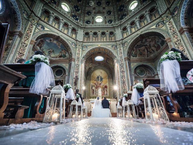 Il matrimonio di Michele e Gloria a Capriate San Gervasio, Bergamo 14