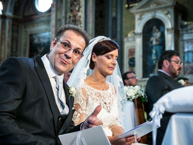 Il matrimonio di Michele e Gloria a Capriate San Gervasio, Bergamo 15