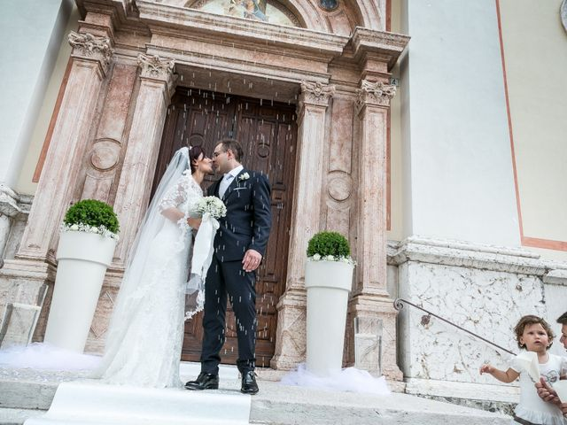 Il matrimonio di Michele e Gloria a Capriate San Gervasio, Bergamo 16
