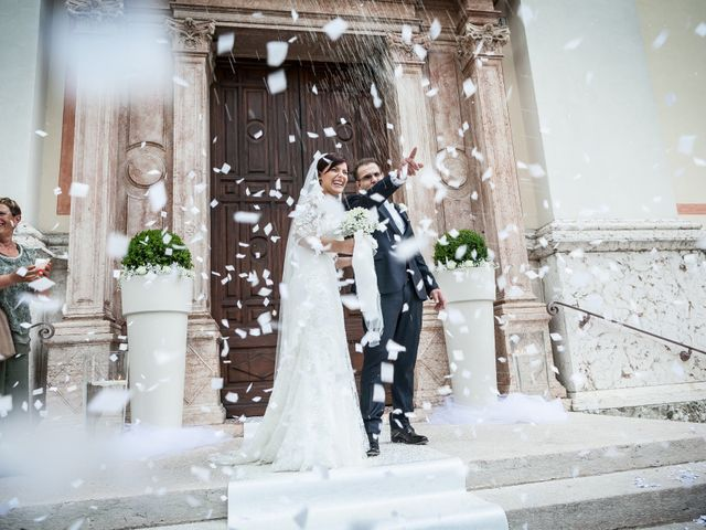 Il matrimonio di Michele e Gloria a Capriate San Gervasio, Bergamo 17