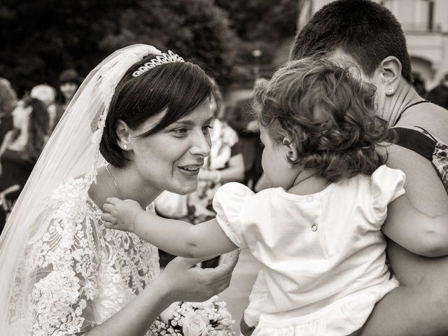 Il matrimonio di Michele e Gloria a Capriate San Gervasio, Bergamo 19