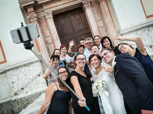Il matrimonio di Michele e Gloria a Capriate San Gervasio, Bergamo 20