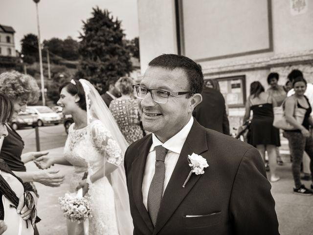 Il matrimonio di Michele e Gloria a Capriate San Gervasio, Bergamo 21
