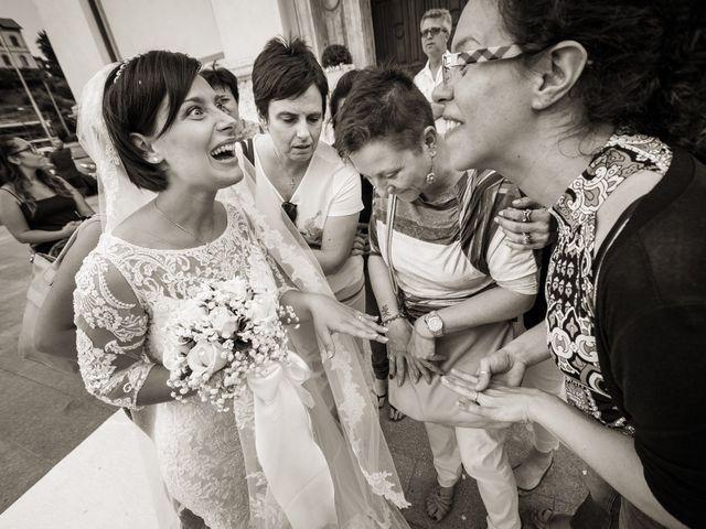 Il matrimonio di Michele e Gloria a Capriate San Gervasio, Bergamo 22