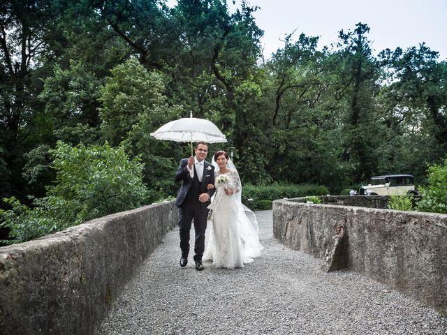 Il matrimonio di Michele e Gloria a Capriate San Gervasio, Bergamo 26