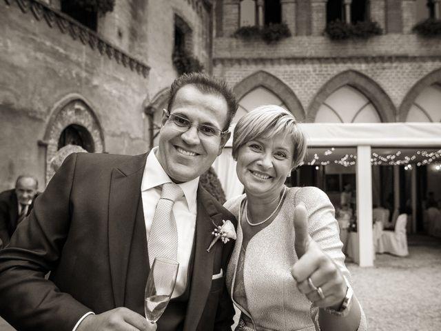 Il matrimonio di Michele e Gloria a Capriate San Gervasio, Bergamo 32