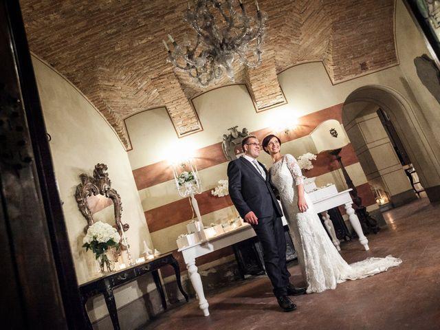 Il matrimonio di Michele e Gloria a Capriate San Gervasio, Bergamo 39