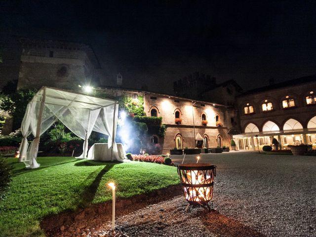 Il matrimonio di Michele e Gloria a Capriate San Gervasio, Bergamo 41