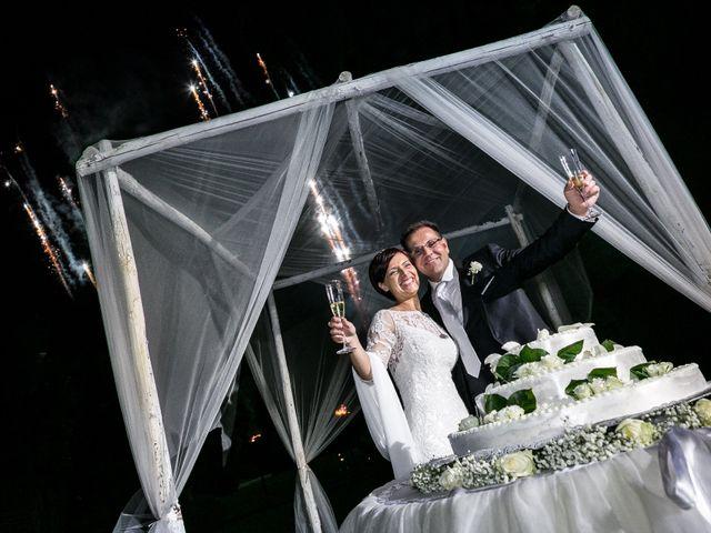 Il matrimonio di Michele e Gloria a Capriate San Gervasio, Bergamo 42