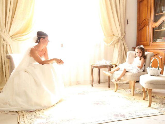 Il matrimonio di Andrea e Francesca  a Furtei, Cagliari 2