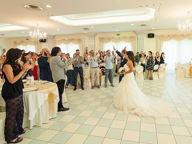 Il matrimonio di Sebastiano e Beatrice a Osimo, Ancona 9