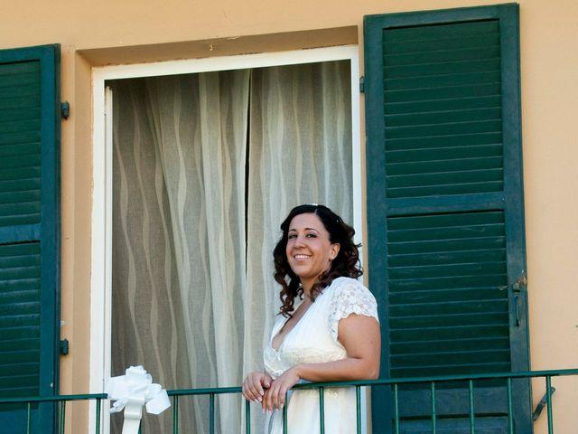 Il matrimonio di Sebastiano e Beatrice a Osimo, Ancona 10