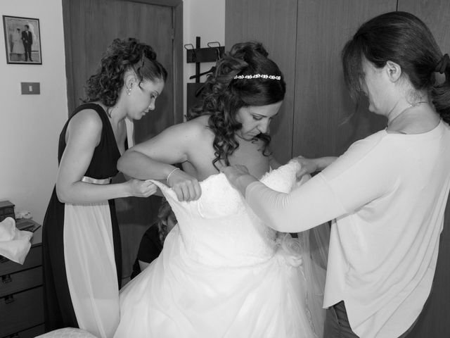 Il matrimonio di Sebastiano e Beatrice a Osimo, Ancona 11