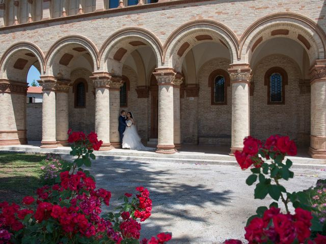 Il matrimonio di Sebastiano e Beatrice a Osimo, Ancona 16