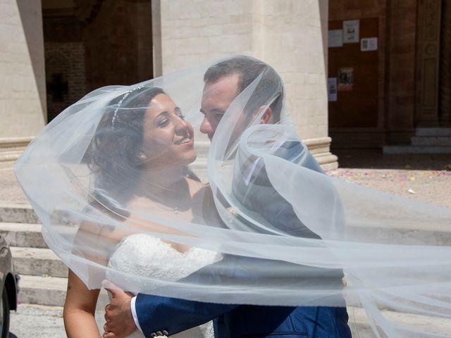Il matrimonio di Sebastiano e Beatrice a Osimo, Ancona 17