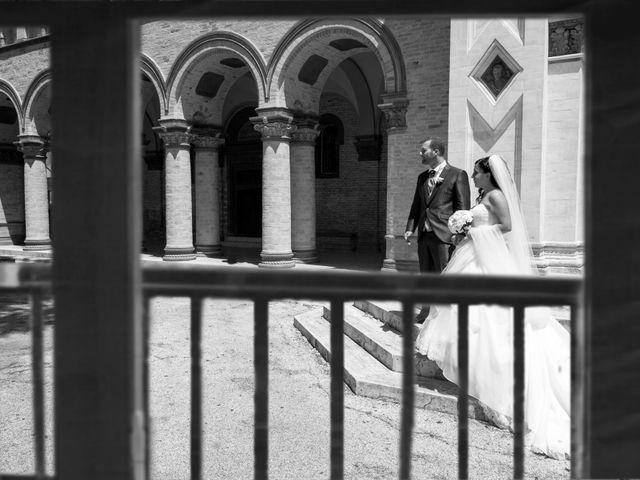 Il matrimonio di Sebastiano e Beatrice a Osimo, Ancona 22