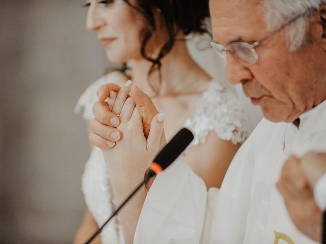 Il matrimonio di Flavio e Silvana a San Marco in Lamis, Foggia 1