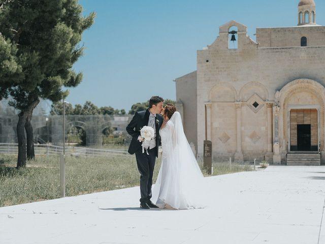 Il matrimonio di Flavio e Silvana a San Marco in Lamis, Foggia 27