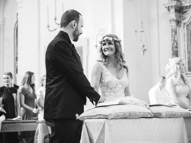 Il matrimonio di Alan e Ana a Abano Terme, Padova 41