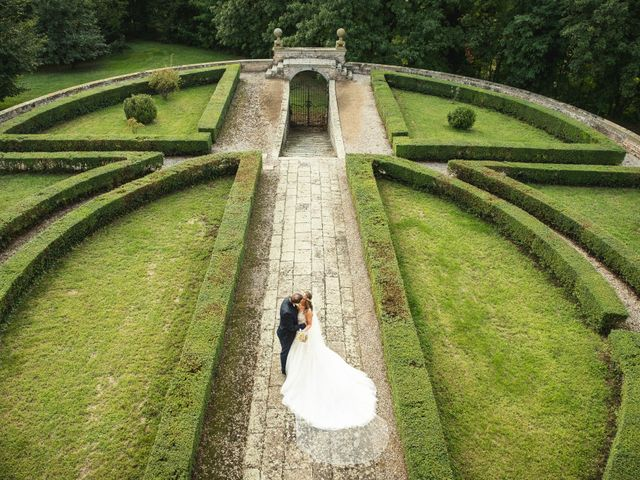 Il matrimonio di Alan e Ana a Abano Terme, Padova 51