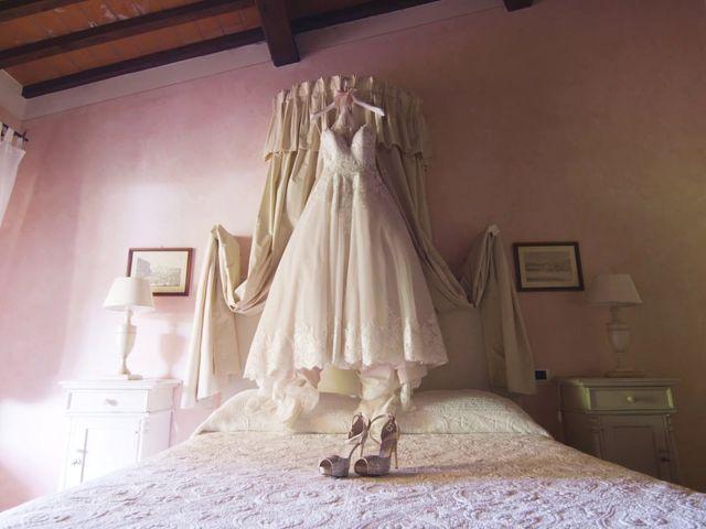 Il matrimonio di Carlo e Barbara a San Gimignano, Siena 7