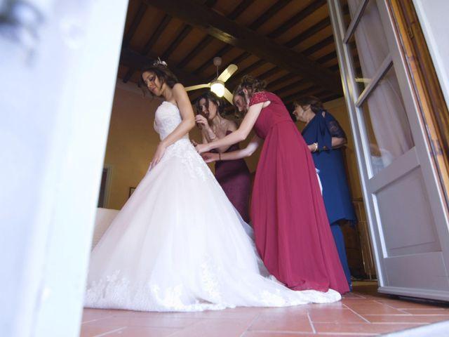 Il matrimonio di Carlo e Barbara a San Gimignano, Siena 15