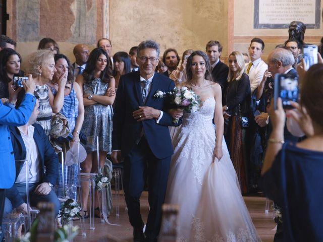 Il matrimonio di Carlo e Barbara a San Gimignano, Siena 19