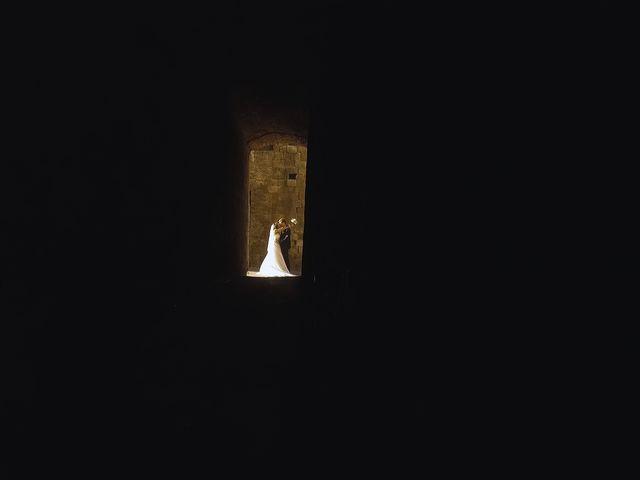 Il matrimonio di Carlo e Barbara a San Gimignano, Siena 27