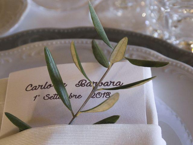 Il matrimonio di Carlo e Barbara a San Gimignano, Siena 36
