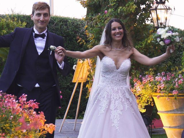 Il matrimonio di Carlo e Barbara a San Gimignano, Siena 39