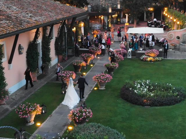 Il matrimonio di Carlo e Barbara a San Gimignano, Siena 40