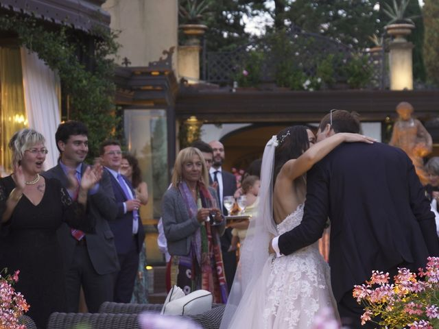 Il matrimonio di Carlo e Barbara a San Gimignano, Siena 42