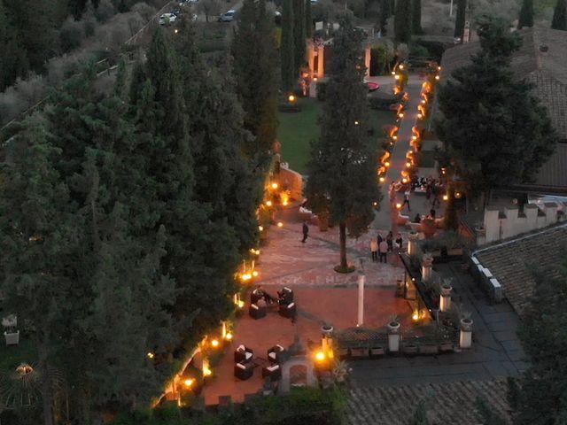 Il matrimonio di Carlo e Barbara a San Gimignano, Siena 50
