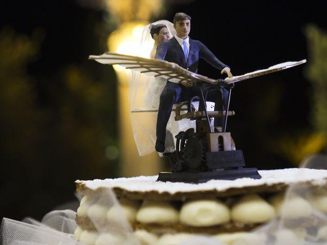 Il matrimonio di Carlo e Barbara a San Gimignano, Siena 54