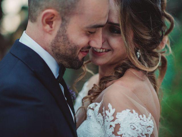 le nozze di Sabina e Tommaso