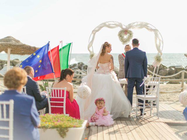 Il matrimonio di Michael e Brenda a Pisa, Pisa 36