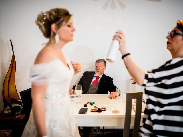 Il matrimonio di Cedric e Dora a Bizzarone, Como 13