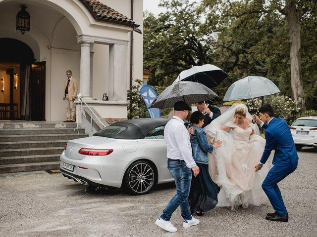 Il matrimonio di Cedric e Dora a Bizzarone, Como 17