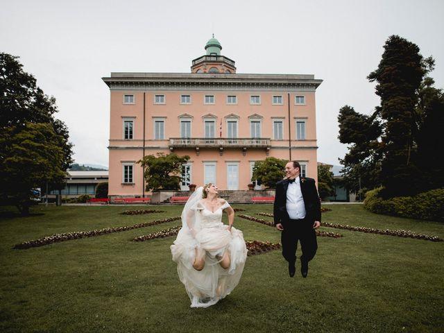Il matrimonio di Cedric e Dora a Bizzarone, Como 24