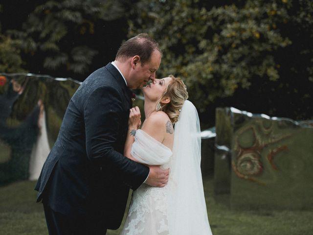 Il matrimonio di Cedric e Dora a Bizzarone, Como 25
